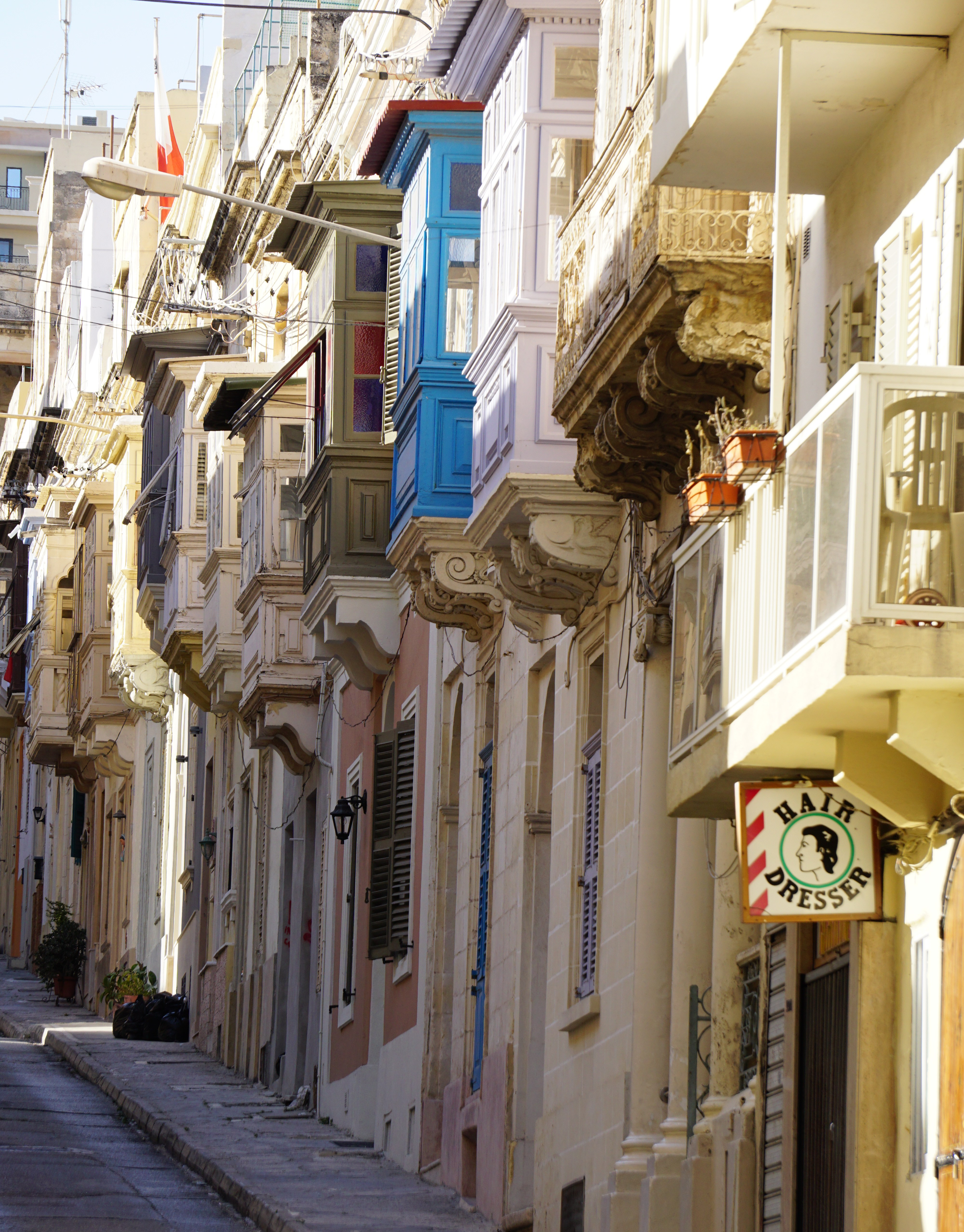 The Very First Impressions in Malta