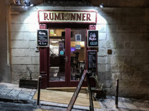 Rum Runner Bar Valletta
