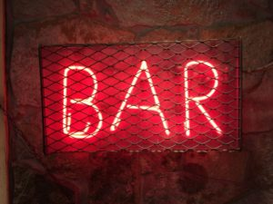 Bars in Valletta